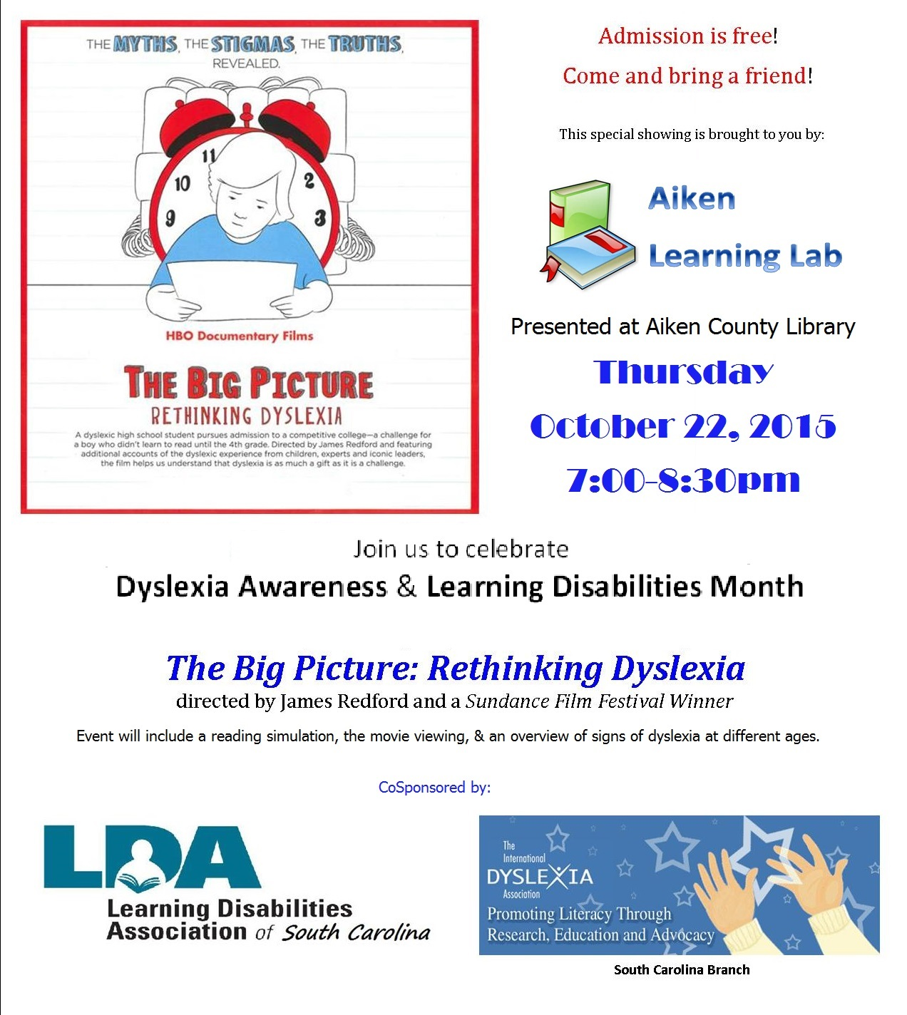 Rethinking How Students With Dyslexia >> The Big Picture Rethinking Dyslexia Seminar Episcopal Day School
