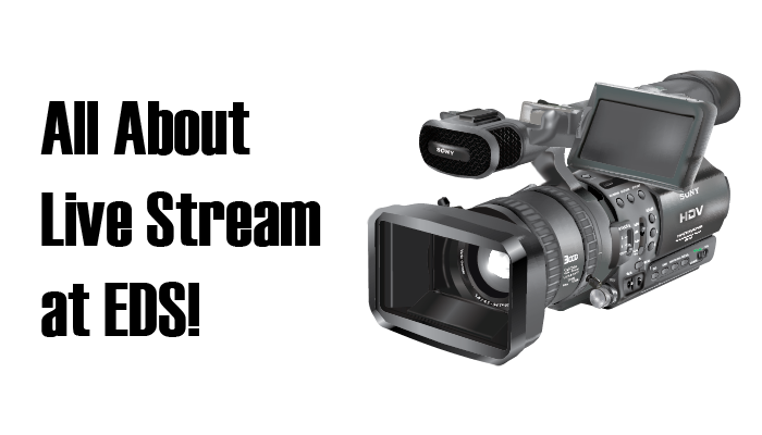 Check Out Our Live Stream Channel