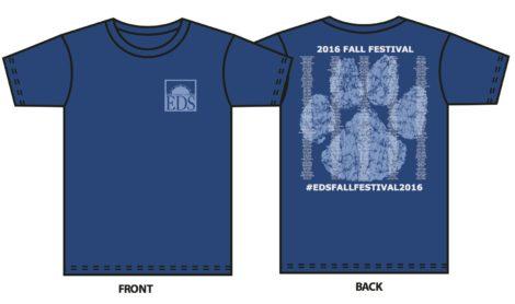 Fall Festival T-Shirt Extension
