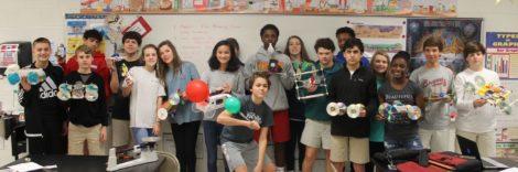 8th Grade Robotics Project 1