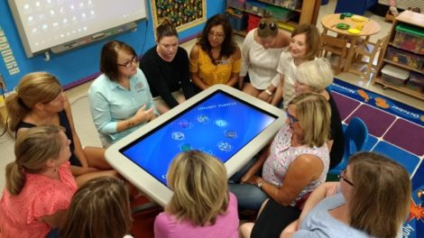Smart Tables at EDS 2